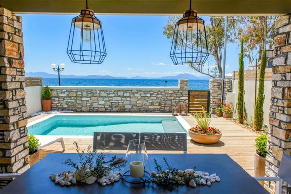 Villa Peleus Sea in Thessalia