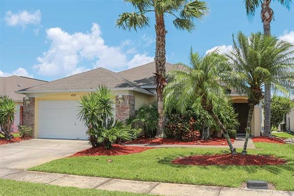 Villa Pelican, Disney Area and Kissimmee, Orlando - Florida With Swimming Pool