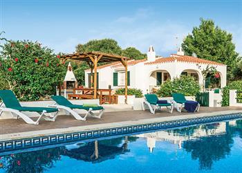 Villa Penalver in Menorca
