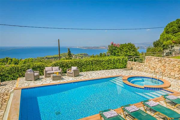 Villa Penelope Sea View in Kefalonia