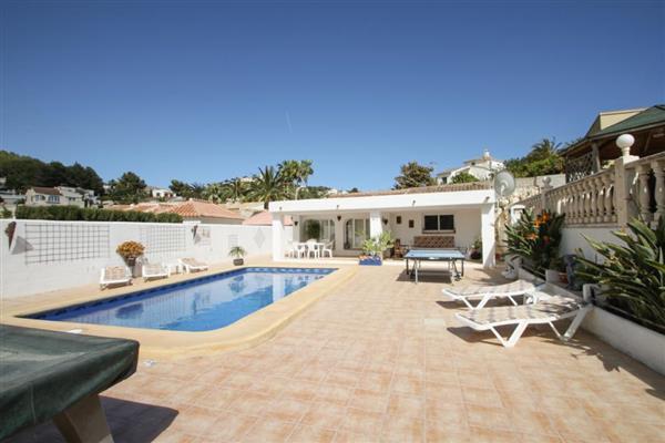 Villa Pequenita in Alicante