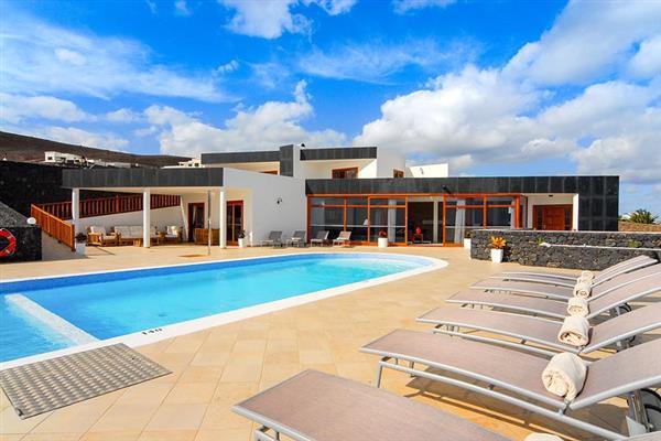 Villa Perdices in Playa Blanca, Lanzarote