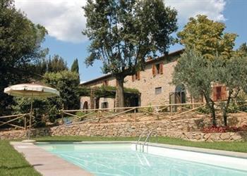 Villa Pergo in Provincia di Arezzo