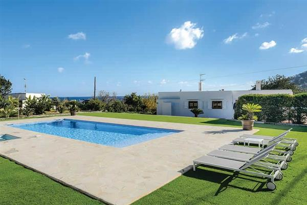Villa Periblai in Ibiza