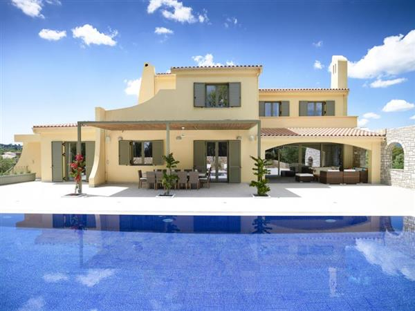 Villa Perious in Ionian Islands