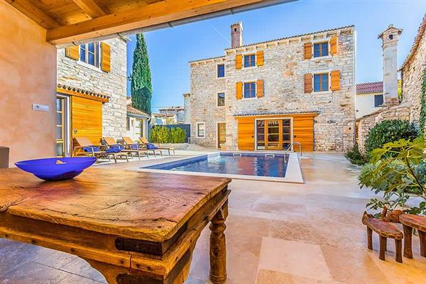 Villa Perla in Croatia