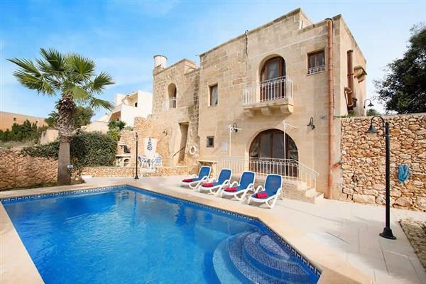 Villa Perla in Gozo