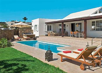 Villa Perla in Lanzarote