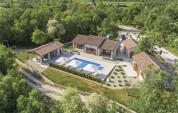 Villa Perna in Općina Tinjan