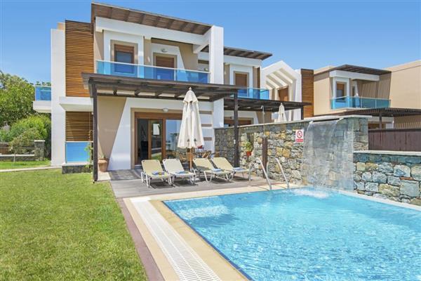 Villa Persimmon in Southern Aegean