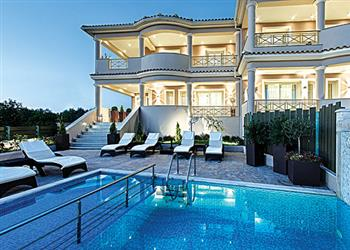 Villa Petros in Zakynthos