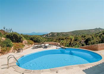 Villa Pevero Hill 1 in Porto Cervo, Sardinia
