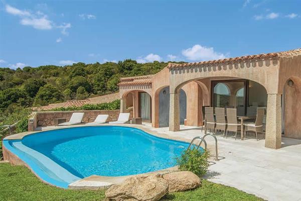 Villa Pevero Hills 4 in Sardinia