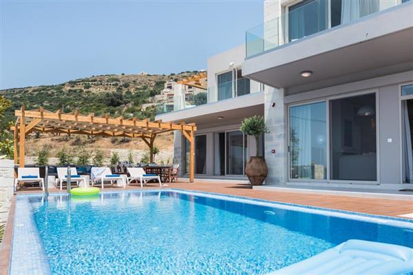 Villa Phala in Crete