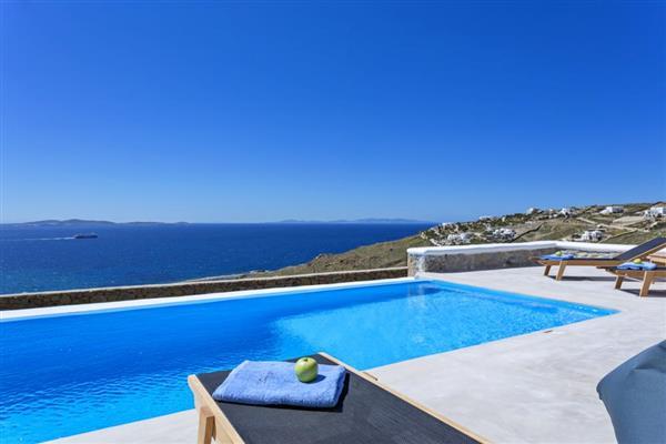 Villa Phi 1 in Southern Aegean