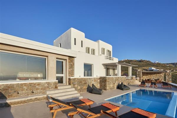 Villa Phi 2 in Southern Aegean