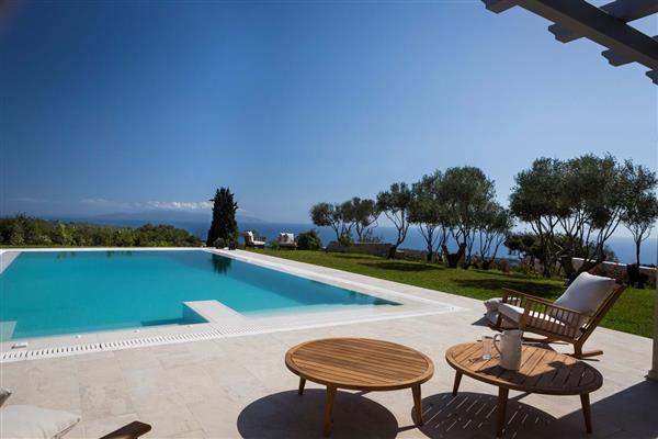 Villa Philoxenia in Ionian Islands