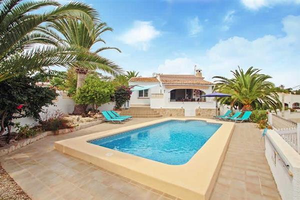 Villa Phoebe in Spain