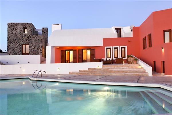 Villa Picasso in Southern Aegean