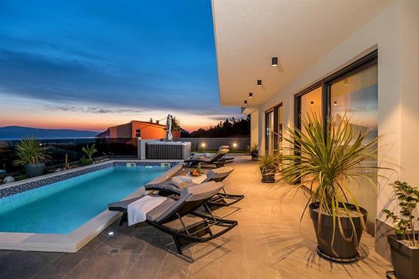 Villa Piece of Paradise in Croatia