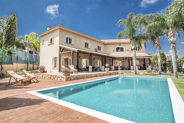 Villa Pieros in