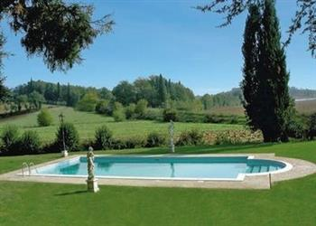 Villa Pieve in Provincia di Siena
