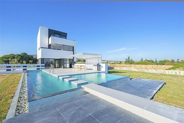 Villa Pindar in Southern Aegean