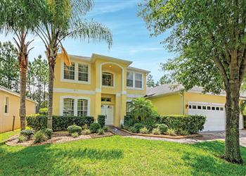 Villa Pine Tree Executive Plus, Highlands Reserve, Disney Area and Kissimmee, Orlando - Florida With Swimming Pool