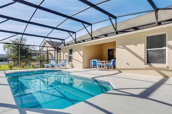 Villa Pine Views, Disney Area and Kissimmee, Orlando - Florida With Swimming Pool
