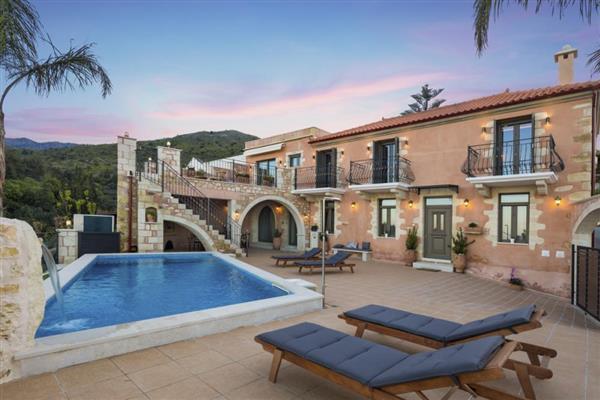 Villa Pink Opal in Crete