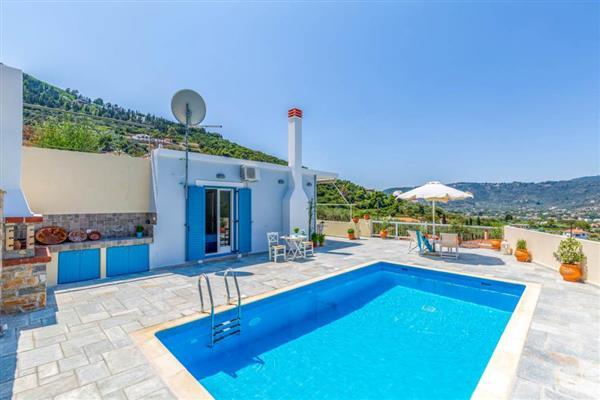 Villa Piscis in Thessalia