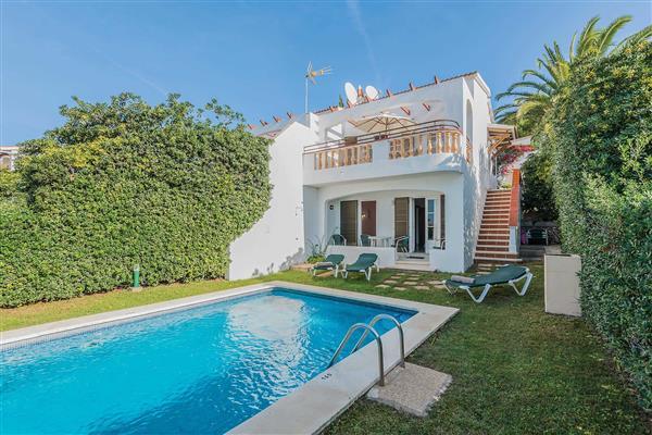 Villa Piscis in Menorca