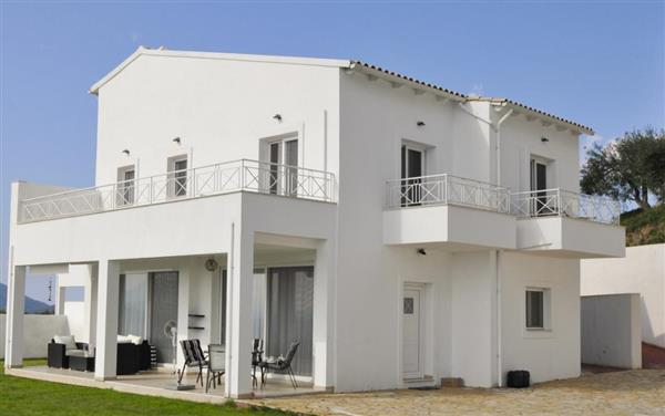 Villa Pleiades in Ionian Islands
