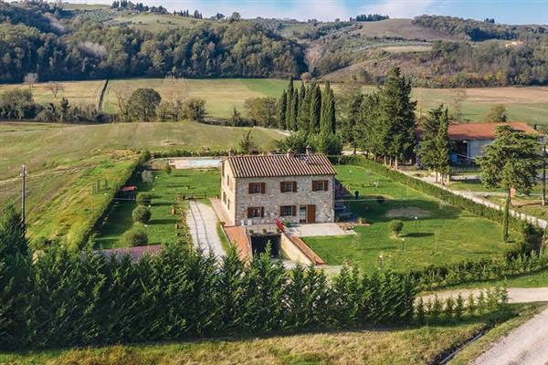 Villa Podere Pavone in Italy