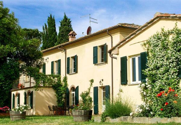 Villa Poggio in Provincia di Arezzo