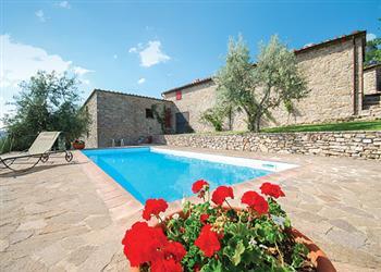 Villa Poggio in Italy