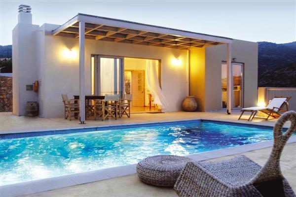 Villa Polaris in Crete