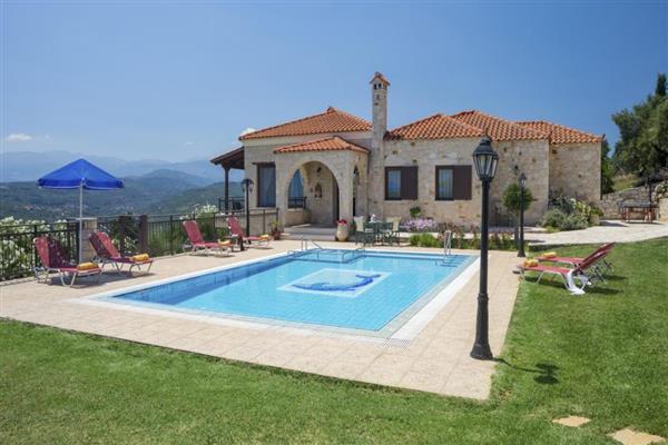 Villa Polemarchi Iris in Crete