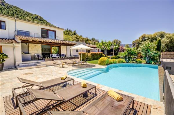 Villa Pollensa Puig in Illes Balears