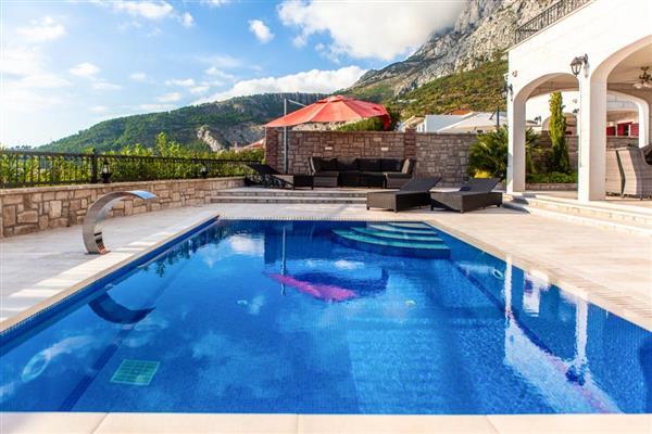 Villa Ponu in Općina Makarska