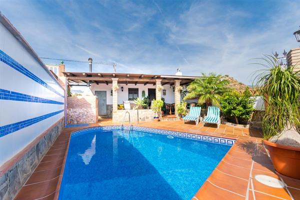 Villa Porroncico, Nerja, Andalucia With Swimming Pool