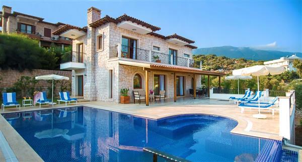 Villa Portakal in Kaş