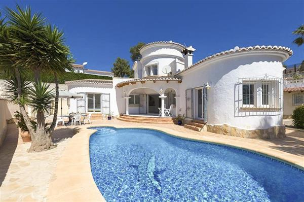 Villa Portet in Alicante