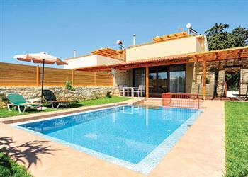 Villa Portokalia in Crete