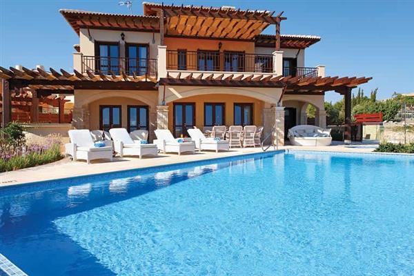 Villa Poseidon in Cyprus