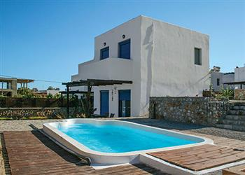 Villa Poseidon Blue from James Villas