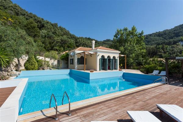 Villa Poseidon in Ionian Islands