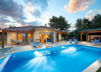 Villa Principe in Croatia