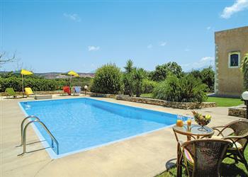 Villa Prinos in Crete
