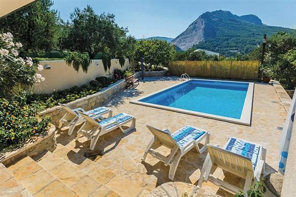 Villa Priroda in Croatia